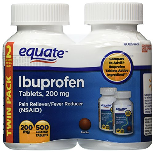 ibuprofen 200mg how often
