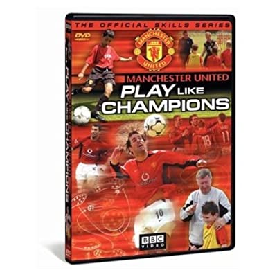 Manchester United - Play Like Champions (2003) - DVD
