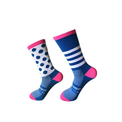 Calcetines de ciclismo SKY KNIGHT, calcetines de ciclismo para correr, cuatro temporadas, calcetines