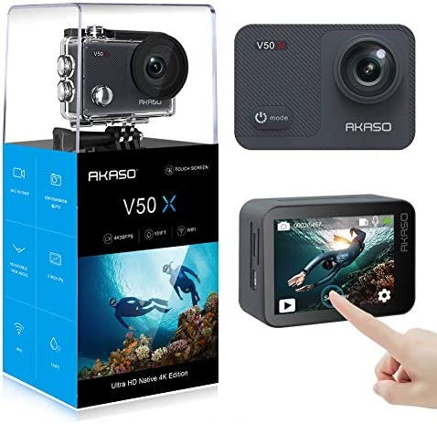 AKASO V50X Waterproof External Accessories product image
