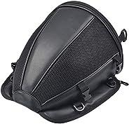 BESPORTBLE, 1 peça de bolsa de motocicleta, bolsa de ciclismo multiuso, mochila de motocicleta dupla à prova d