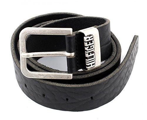 TOMMY HILFIGER DENIM Original Hilfiger Belt W115 Black