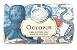 Michel Design Works Octopus Oversized Triple Milled Bath Soap Bar