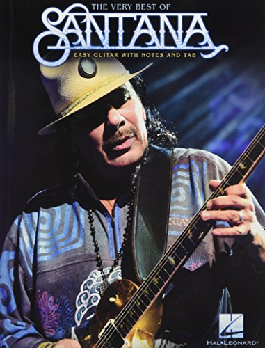 (The Very Best of Santana (Easy Guitar With Notes and Tab))