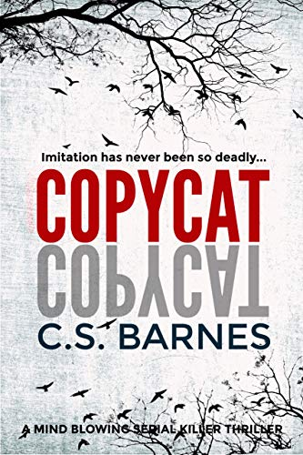 Copycat: a mind blowing mystery thriller (Cats Cat Barn)