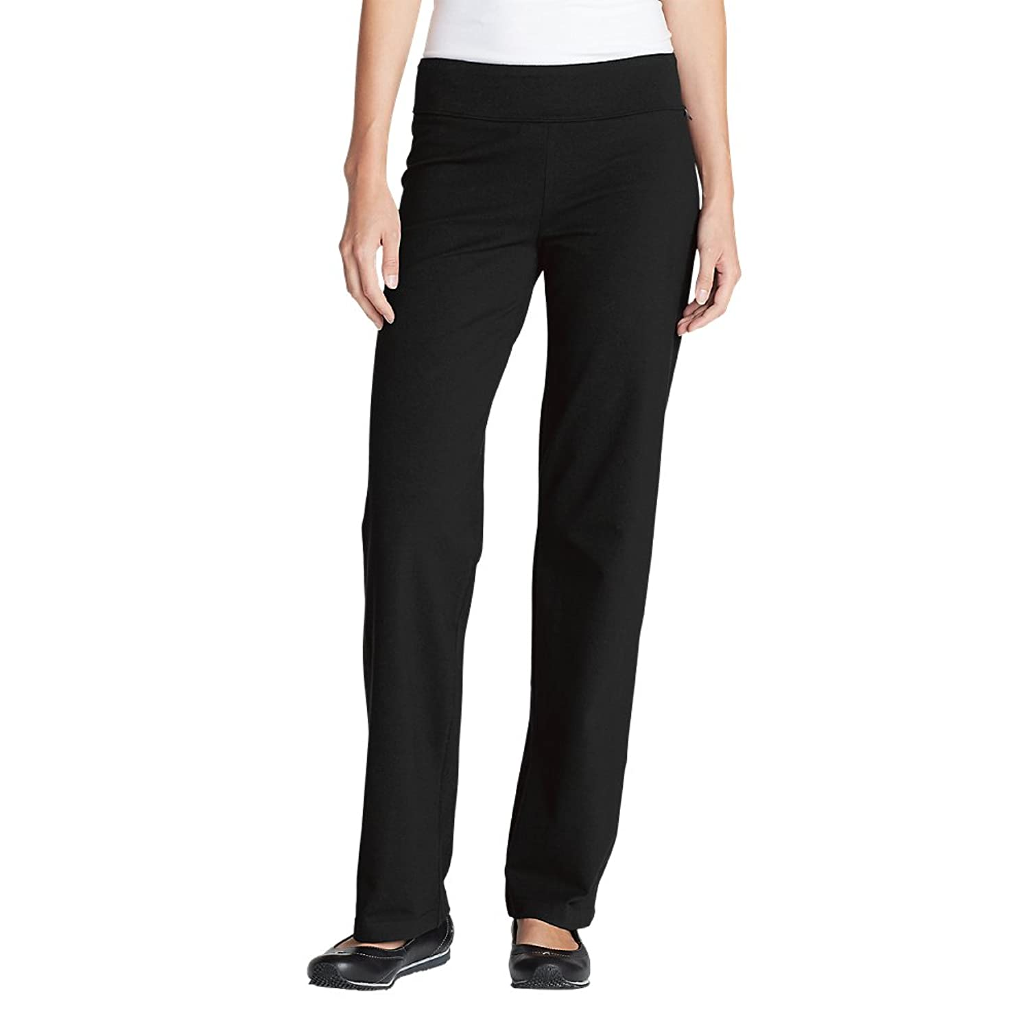Eddie Bauer Women's NEW Girl On The Go Knit Pants
