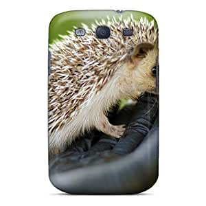 Fashionable Style Case Cover Skin For Galaxy S3- Small Hedgehog