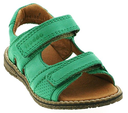 Froddo Children Sandal G3150104, Sandalias Para Niños Verde
