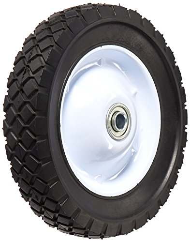 Maxpower 335180 8-Inch by 1-3/4-Inch Steel Lawn Mower - Steel Wheel Inch 1.75
