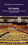 EU Treaties, , 3037514337