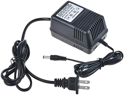 AT LCC 9V AC//AC Adapter Replacement for Lexicon MX200 Dual Reverb//Effects Processor 9VAC 1.3A Power Supply Cord Cable Charger Mains PSU