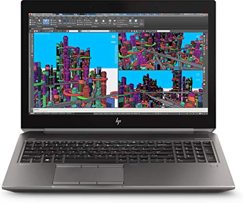 2019 HP ZBook 15 G5 Mobile Workstation 15.6