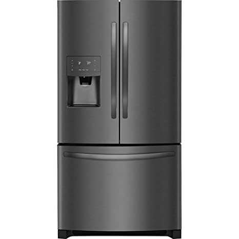 Attrayant Frigidaire FFHB2750TD 36 Inch French Door Refrigerator With 26.8 Cu. Ft.  Total Capacity,