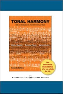 Bound for workbook for tonal harmony stefan kostka tonal harmony customers who bought this item also bought fandeluxe Choice Image