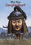img - for Who Was Genghis Khan? (Turtleback School & Library Binding Edition) book / textbook / text book