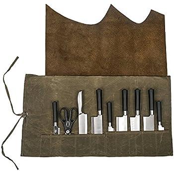 Amazon.com: QEES - Bolsa de herramientas para cuchillos de ...