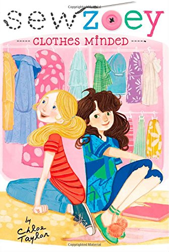 Clothes Minded (Sew Zoey) pdf epub