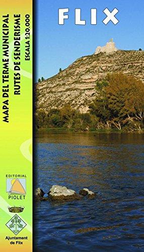 Descargar Libro Flix, Mapa Excursionista. Escala 1:20.000. Editorial Piolet. Vv.aa.
