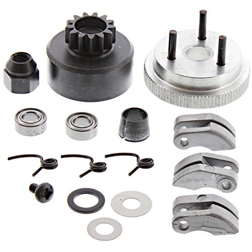 - Kyosho 1/8 Inferno MP9 TKI3 RS FLYWHEEL & 13T CLUTCH BELL, SHOES, SPRINGS by Kyosho