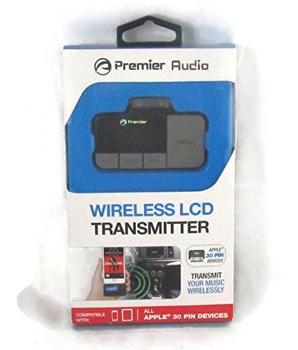 PREMIER AUDIO, WIRELESS LCD TRANSMITTER #PWFMT2 (Premier Mobile)