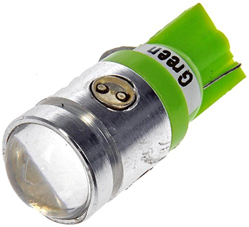 Dorman Conduct-Tite 194G-HP LED Bulb (194 Green 2Watt)