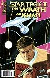 Star Trek II the Wrath of Khan #1 (David Detrick Variant)