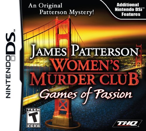 Women's Murder Club Games of Passion - Nintendo DS by THQ