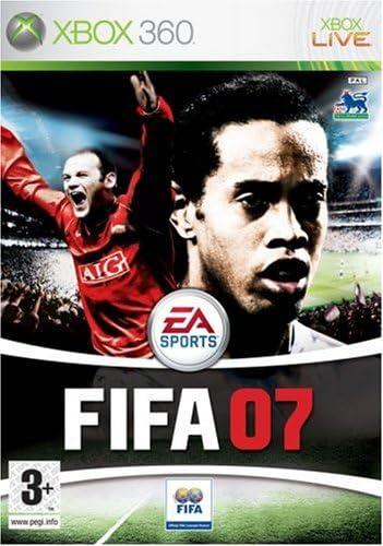 FIFA 07 (Xbox 360) [Importación inglesa]: Amazon.es: Videojuegos