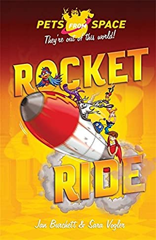 book cover of Rocket Ride