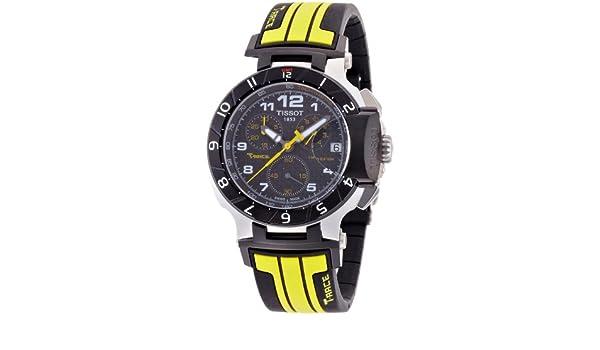2c96ebf9919 Amazon.com  Tissot T Race Moto GP Chronograph Mens Watch T0484172720201   Tissot  Watches