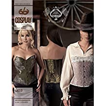 McCalls Cosplay Ladies Sewing Pattern 2034 Laced Underbust Corsets