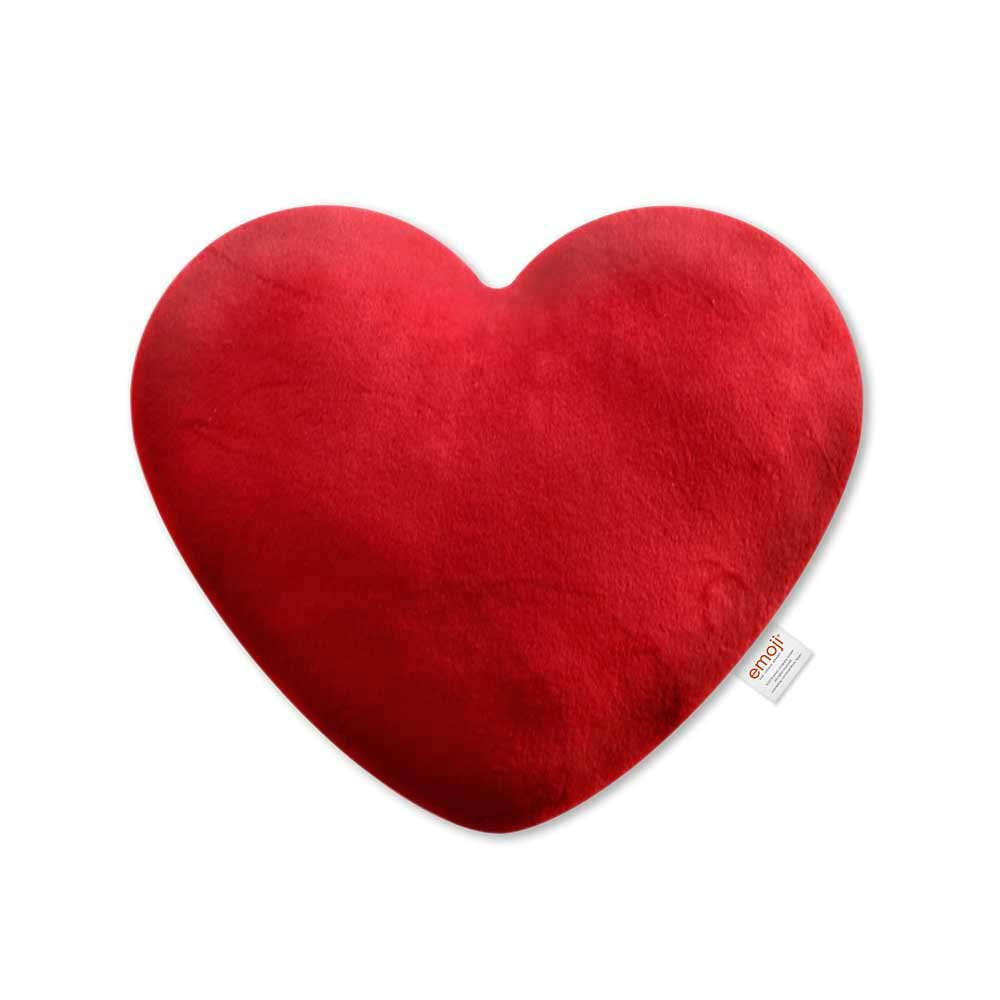 Emoji- Cojín Bordado Panda Corazón Oficial (PIW_Hearts_Eyes EB