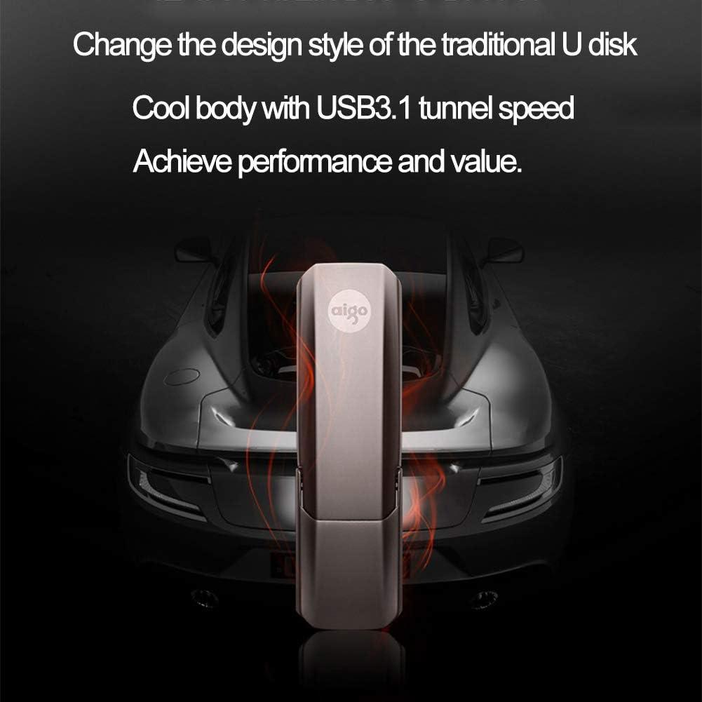 WBaRJ Flash Disk 64 GB USB 3.1 Flash Drive Ultra USB Flash Drive,Upto 400MB//s Read