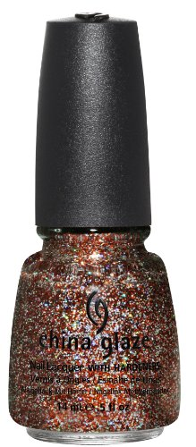 China Glaze Nail Polish - Glitter Goblin - 0.5 oz]()