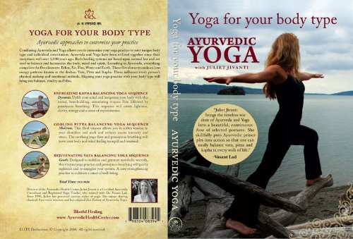 Amazon Com Ayurvedic Yoga Yoga For Your Body Type Dvd Juliet Jivanti Juliet Jivanti Movies Tv