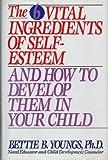 The Six Vital Ingredients of Self-Esteem, Bettie B. Youngs, 0892563559