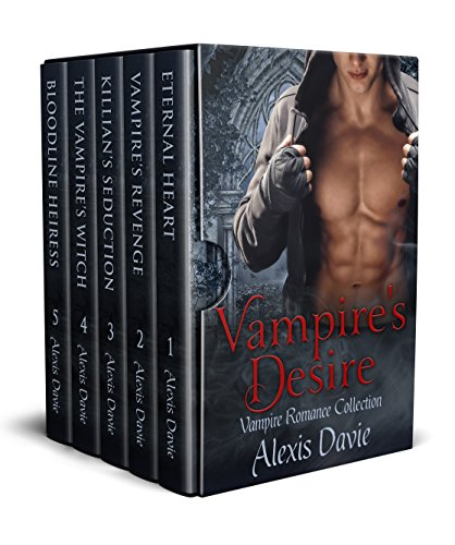 Vampire's Desire: Vampire Romance Collection