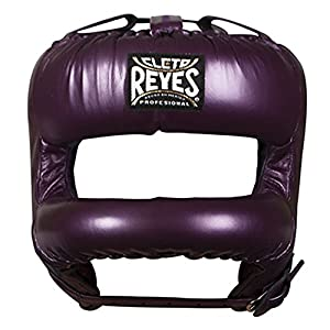 Cleto Reyes Redesigned Headgear with Rounded Nylon Face Bar Wide Space Inside