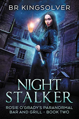 Night Stalker: An Urban Fantasy (Rosie O