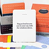 Courage Over Comfort Deck by BestSelf — Powerful