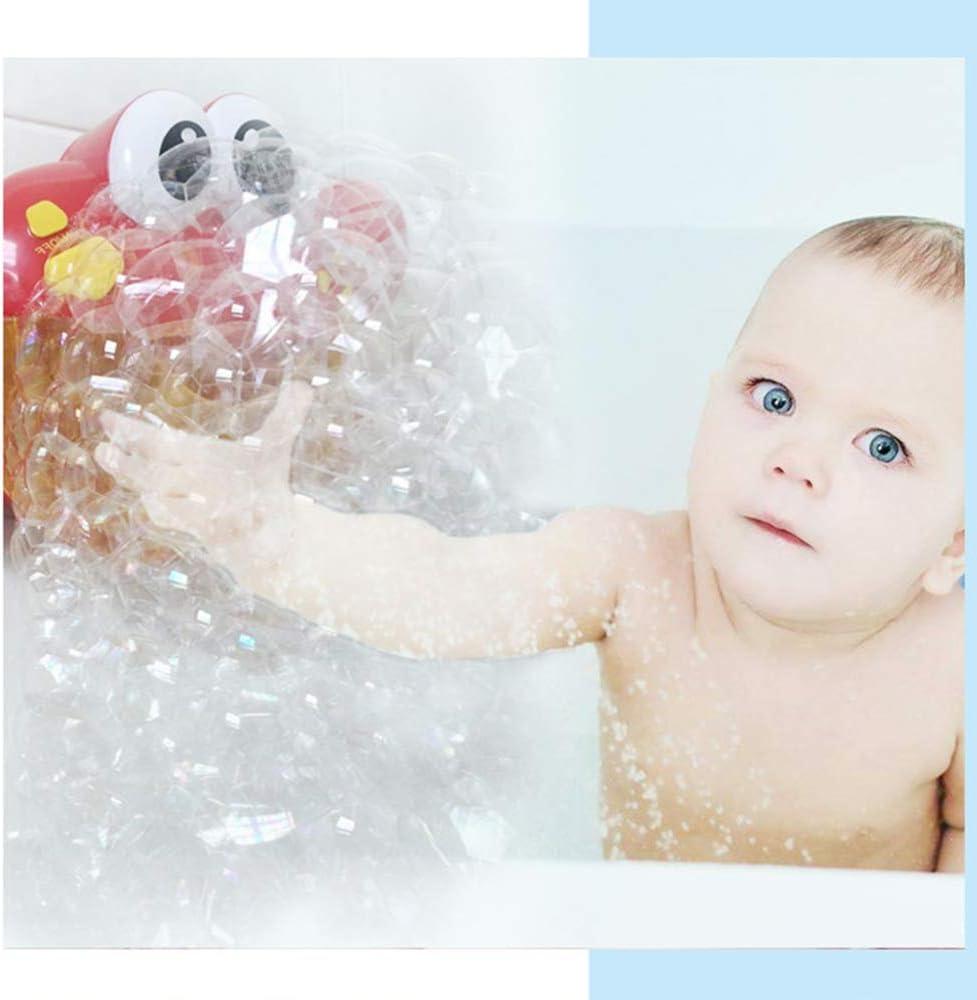 for Childrens Shower Bubble Bath Sammious Bath Bubble Toy,Portable Bathtub Bubble Blower Machine with 12 Music and Automatic Bubble