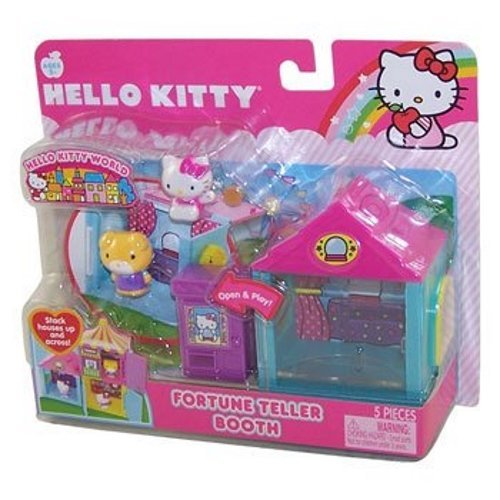 Hello Kitty World Fortune Teller Booth by Hello Kitty