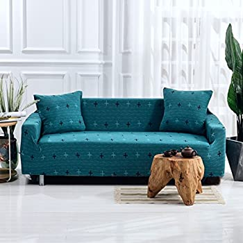 Amazon Com Chezmax Modern Loveseat Slipcover Couch Cover