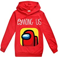 2021 Hot Games Among Us Thin Sweater Suitable for Boys and Girls Hoodies