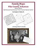 Family Maps of Pike County, Arkansas