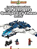 Review: Lego Marvel Super Heros The Avengers Quinjet City Chase Review