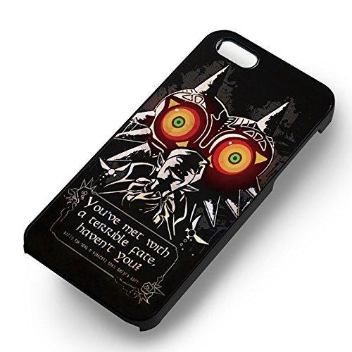 Popular Curse Mask pour Coque Iphone 6 et Coque Iphone 6s Case (Noir Boîtier en plastique dur) A6I4DX