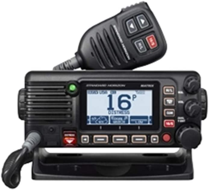 Standard Horizon GX2400 Matrix VHF with AIS, GPS and NMEA2000