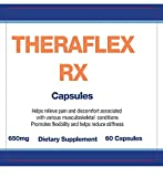 Theraflex RX Pain Relief Capsules (60 Capsules 650mg per Capsule)- Doctor Formulated- Provides Maximal Relief for Joint/musculosketal Conditions -This is a Dietary Supplement, not just a Pain Pill!