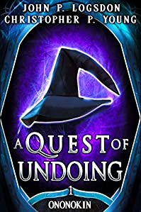 A Quest Of Undoing by John P. Logsdon ebook deal